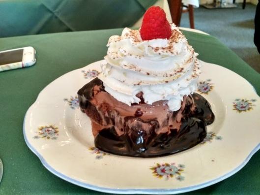 The Buckingham Brownie