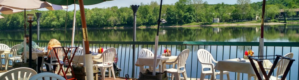 Dining Along the Delaware