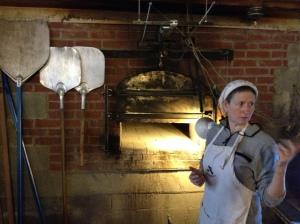 Nina's oven