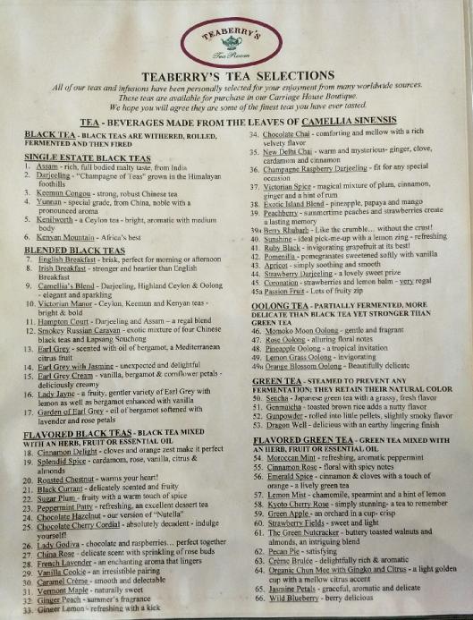 Tea menu p1