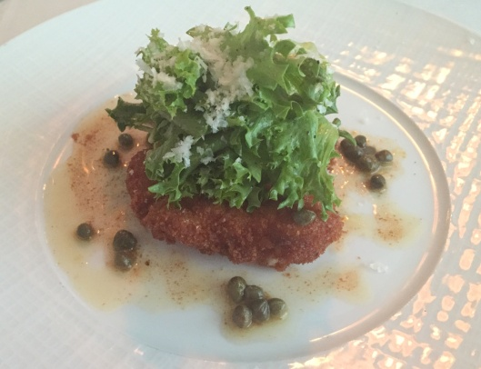 The Fondly Remembered Sweetbreads Milanese